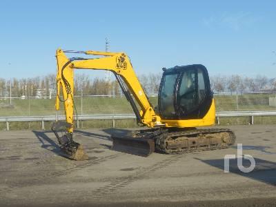2006 JCB 8080 Midi Excavator (5 - 9.9 Tons)
