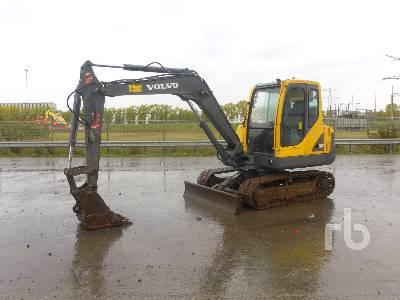 2005 VOLVO EC55B PRO Midi Excavator Parts/Stationary Construction-Other
