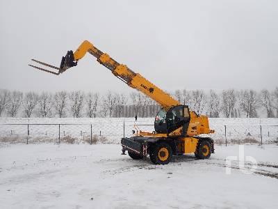 2014 DIECI PEGASUS 50.21 5 Ton 4x4 Telescopic Forklift