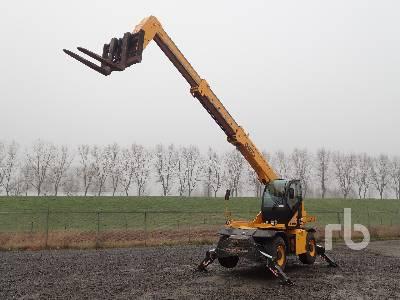 2014 DIECI PEGASUS 60.16 6 Ton 4x4 Telescopic Forklift