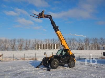 2015 HAULOTTE HTL 4017 4 Ton 4x4 Telescopic Forklift