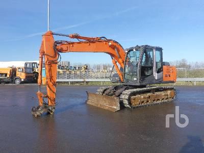 2010 HITACHI ZX110 LC-3 Crawler Hydraulic Excavator