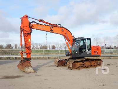 2014 HITACHI ZX180LC-3 Hydraulic Excavator