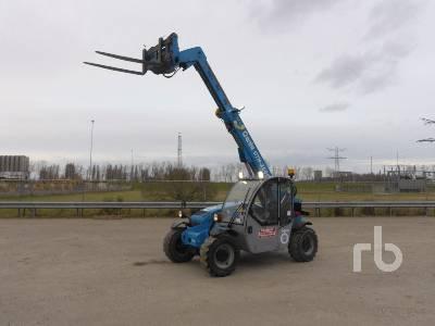 2008 GENIE GTH2506 4x4x4 Telescopic Forklift