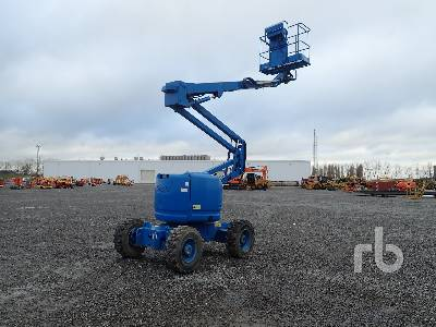 2003 GENIE Z45/25 4x4 Articulated Boom Lift