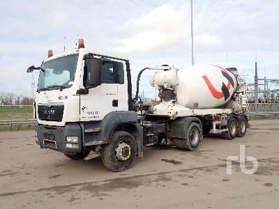 Combination Truck