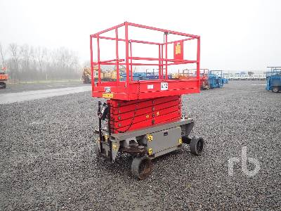 2011 HOLLAND LIFT HL-11816 Scissorlift