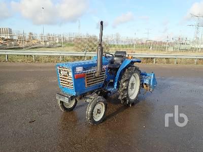 ISEKI TU1700 Utility Tractor