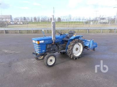 ISEKI TS1610 Utility Tractor