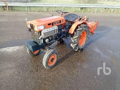 KUBOTA B7000E Utility Tractor