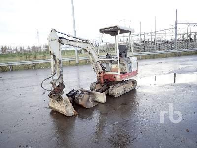 2007 TAKEUCHI TB016 Mini Excavator (1 - 4.9 Tons)