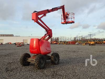 2009 HAULOTTE HA16PX 4x4x4 Articulated Boom Lift