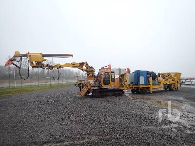 HITACHI EX135USR Shotcrete Pump Excavator Hydraulic Excavator