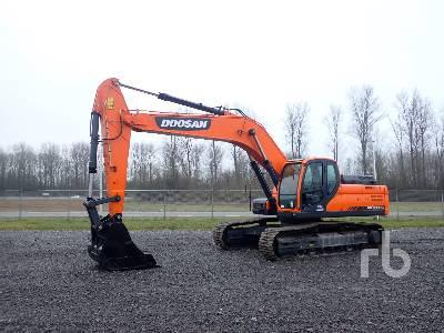 Unused 2020 DOOSAN DX300LCA Hydraulic Excavator