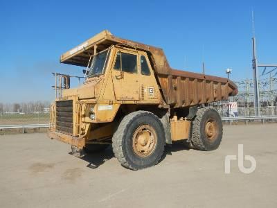 1986 CAT 769C Rock Truck