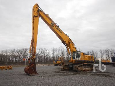 2000 LIEBHERR R984C Litronic Hydraulic Excavator