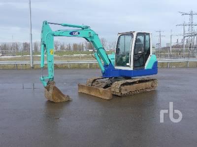 IHI 55NS Midi Excavator (5 - 9.9 Tons)