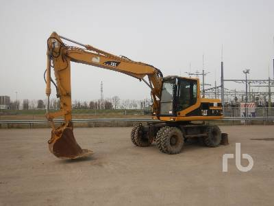 2002 CATERPILLAR M315 Mobile Excavator