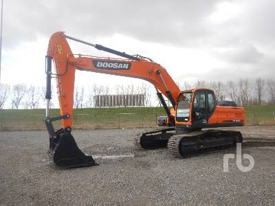 Unused 2020 DOOSAN DX300LCA Hydraulic Excavator