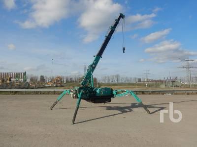 2007 MAEDA MC285CRM-E Crawler Crane