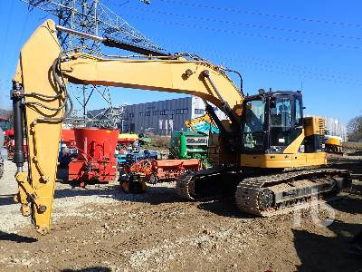 2007 CAT 321DLCR Hydraulic Excavator