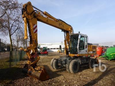 2002 LIEBHERR A914 Mobile Excavator