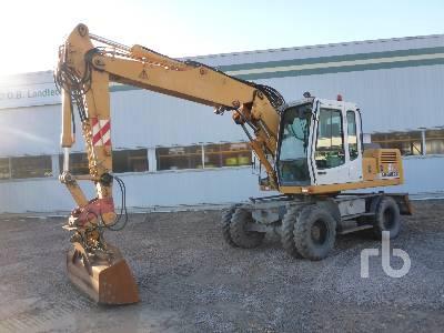 2002 LIEBHERR A900B Mobile Excavator
