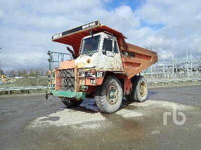 1996 CAT 771D Rock Truck