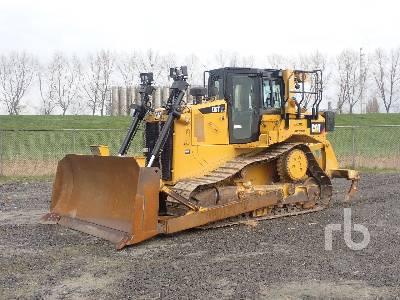 2017 CAT D6T XL Crawler Tractor