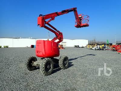 2010 HAULOTTE HA16PX 4x4x4 Articulated Boom Lift