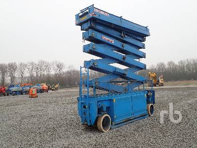 2007 HOLLAND LIFT N-265 Scissorlift