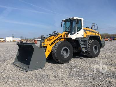 Unused 2017 LIEBHERR L550 (Unused) Wheel Loader