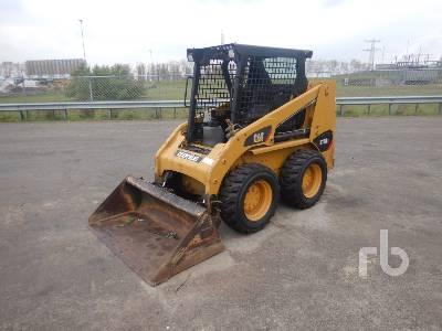 2015 CAT 216B3 LRC Skid Steer Loader