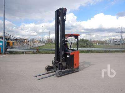 2015 BT RRE140 Electric Reachtruck Electric Forklift