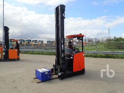 2012 BT RRE160E Electric Reachtruck Electric Forklift