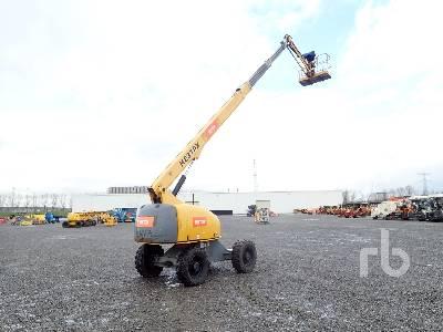 2008 HAULOTTE H23TPX 4x4 Boom Lift