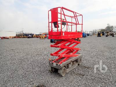 2012 HAULOTTE COMPACT 8 Electric Scissorlift