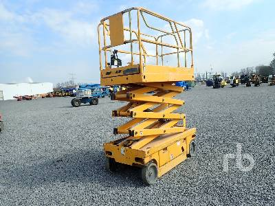 2009 HAULOTTE COMPACT 10 Electric Scissorlift