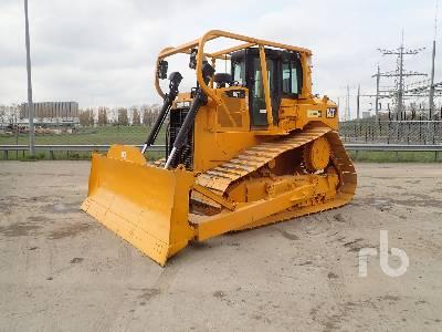 2014 CAT D6T LGP Crawler Tractor