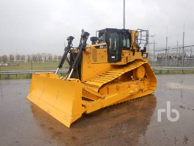 2016 CAT D6T LGP Crawler Tractor