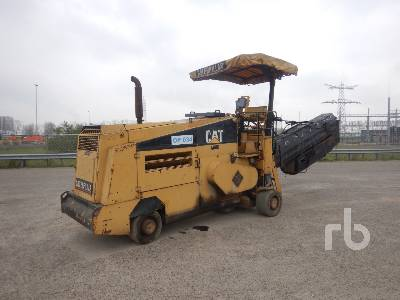 1999 CAT SF101 Cold Planer