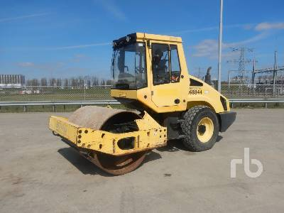 2007 BOMAG BW177DH-4 Vibratory Roller