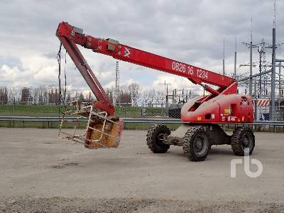 2011 HAULOTTE H23TPX 4x4 Boom Lift (Parts Only) Boom Lift