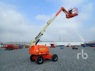 2007 JLG 460SJ 4x4 Boom Lift