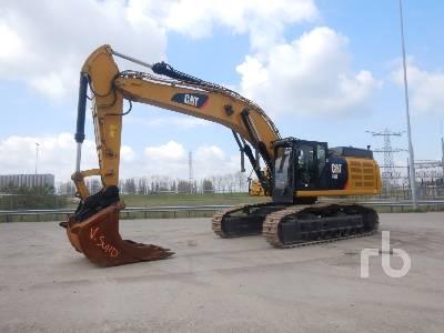 2016 CATERPILLAR 352F Hydraulic Excavator