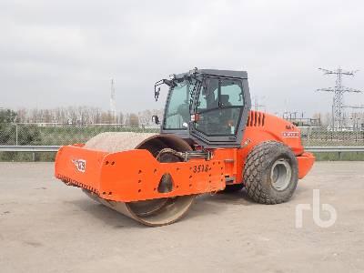 2008 HAMM 3518 Vibratory Roller