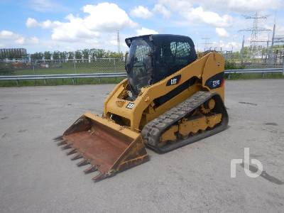 2013 CAT 279C Compact Track Loader