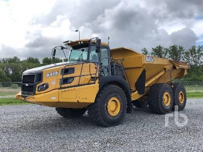 2017 BELL B40E Articulated Dump Truck