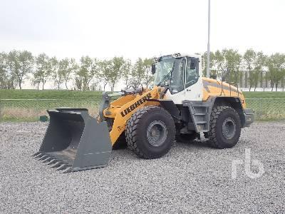 Unused 2017 LIEBHERR L550 Wheel Loader