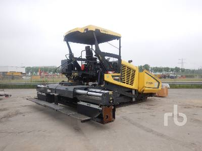 2018 BOMAG BF700C-2 Crawler Asphalt Paver